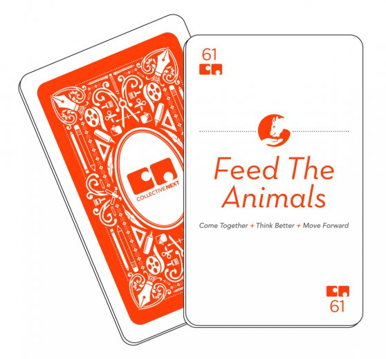 Feed the Animals Collective Next card