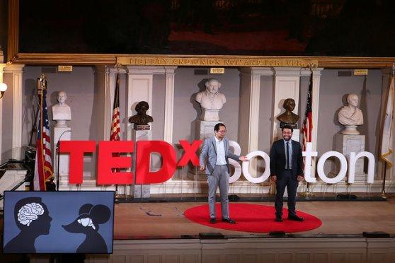 Ramirez Liu TEDxBoston 2014