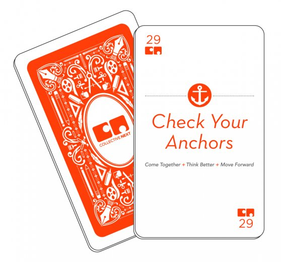 Check Your Anchors - Collective Next card