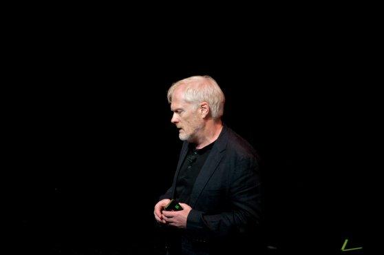 Flickr photo of Haydn Shaughnessy at BIF10 CC Matt Ridings