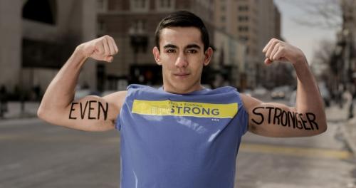 Dear World Storytelling Boston Marathon Collaboration Facilitation Creativity Collective Next