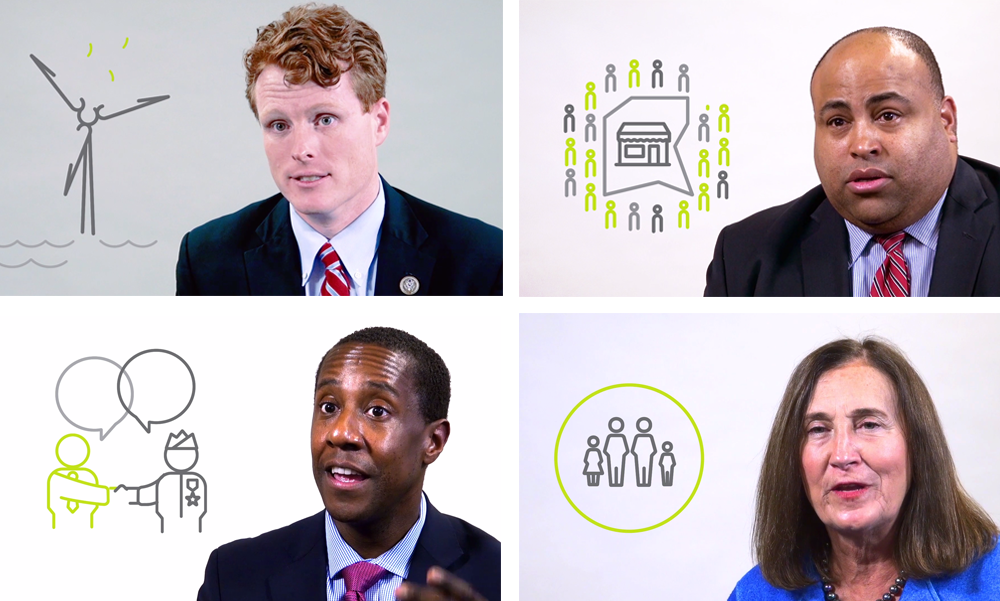 joe kennedy collaboration facilitation civic organizational change management video community engagement feedback leadership