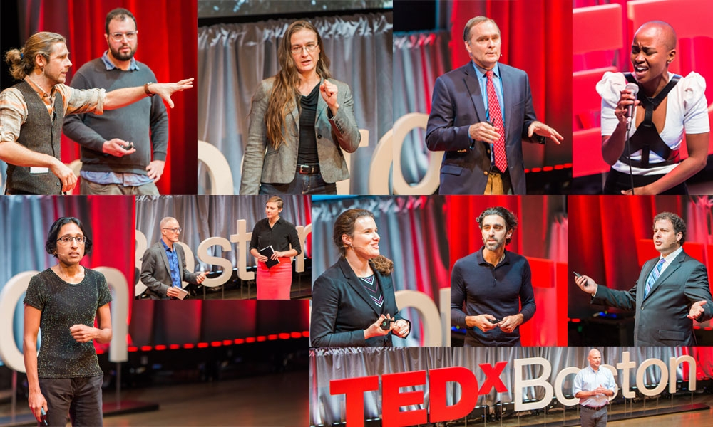 ted tedx tedxboston sponsor talks presentations script development coaching speakers collective next fidelity 2017 collaboration machine learning artificial intelligence ML AI