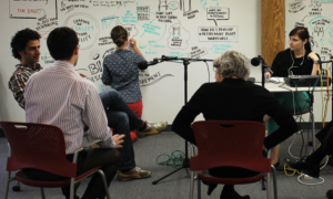 podcast podcasting organization organizational storytelling narrative facilitation communication internal story